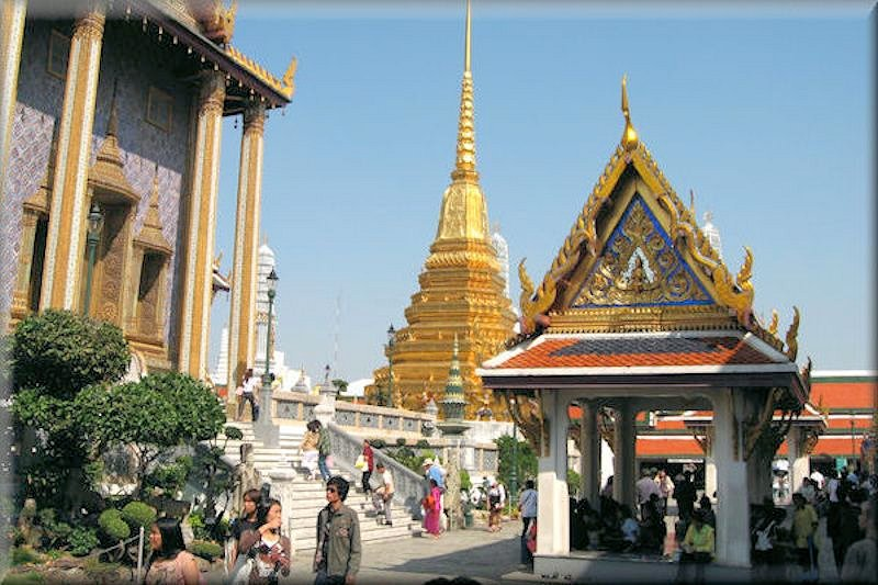 Our Trip to Thailand in 2008